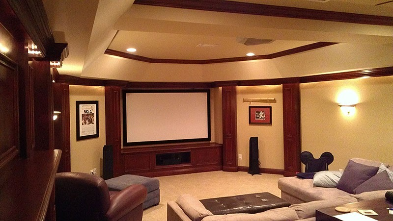 Home Theater Design and Setup - Spring Hill, TN