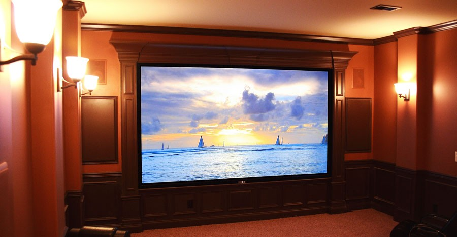 Home Theater Projector and Screen - Gallatin, TN