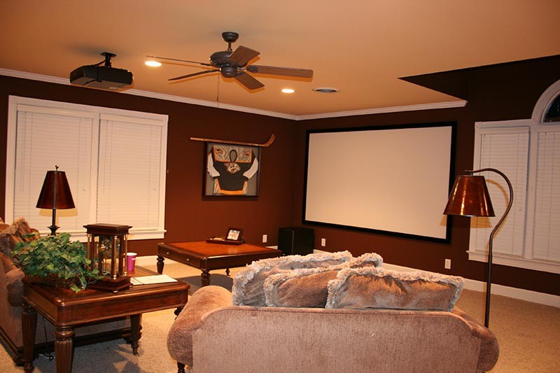Home Theater System Installation - Clarksville, TN