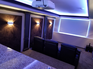 Award Winning Home Theater Installation Services